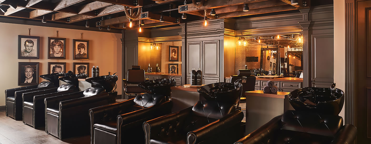 shear excellence deluxe men's haircut